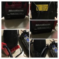 MOTOMASTER MOBILE Power Pack /