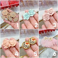 PRICE IS FIRM, PICKUP ONLY - Brand New Earrings  Toronto, M4B 2T2
