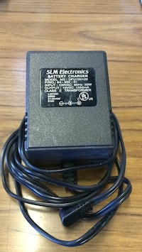 SLM Electronics battery charger cable