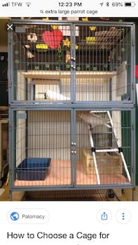Extra Large Bird/Parrot Cage Woodbridge, 22193