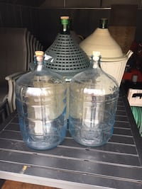 Demijohns / Glass Carboys for wine making Caledon, L7E 4B3