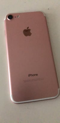 Rose gold iphone 7 , 128 gb' unlock very good condition Caledon, L7C 3R3