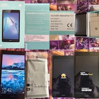 Tablet Huawei + cellulare Quintano, 26017