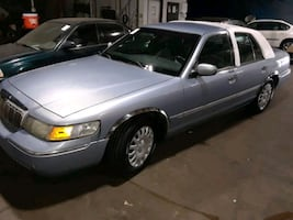 Mercury - Grand Marquis - 1998