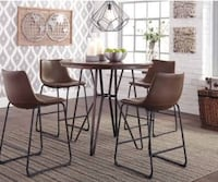 Counter Height Dining Table-new in box Saint Petersburg, 33701