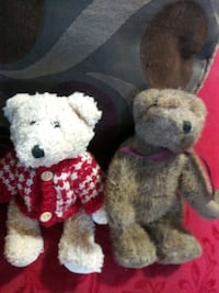 2 collectable. Bears