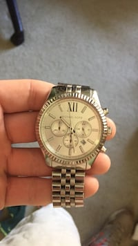 Michael Kors men's watch. Have original box and spare links. OBO Mc Lean, 22102