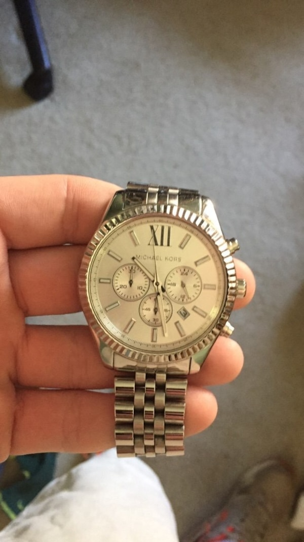 Michael Kors men's watch. Have original box and spare links. OBO