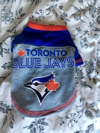 XS Blue Jays Dog Shirt Thorold, L2V