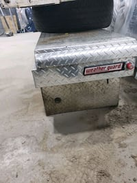 Utility tool box for your truck