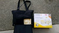 Medela pump plus accessories and storage solutions Custer, 98240