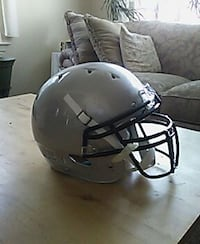 gray and black football helmet Hyattsville, 20785