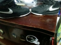 pair of black Nike basketball shoes Libertytown, 21762