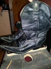 Cowboy leather boots Louisville, 40214