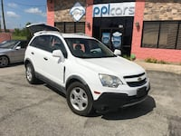 2014 CHEVROLET CAPTIVA  Houston
