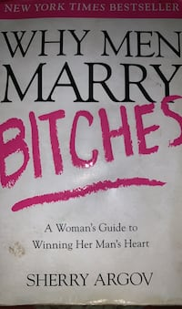 WHY MEN MARRY BITCHES BOOK  Toronto, M6P 2T3