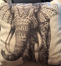 Two elephant pillows! Richmond Hill, 31324