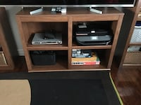 "Tv stand (wood material) fit 65"" tv Edmonton, T5P"