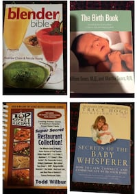 Toddler and baby Books for sell