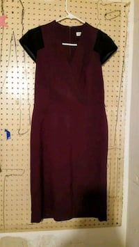 women's maroon sleeveless dress South Gate, 90280