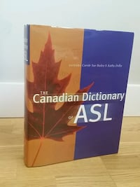Canadian Dictionary of ASL Toronto, M6H 3W5