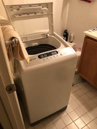 white top-load clothes washer 费尔法克斯, 22031