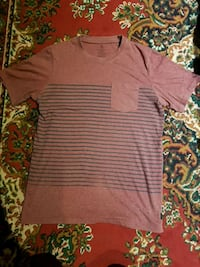 brown v-neck shirt Mississauga, L4X 1N1