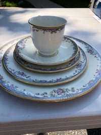 Lenox China - Southern Vista pattern.  8 place settings.  Current cost per setting is $82.95 . Frederick, 21701