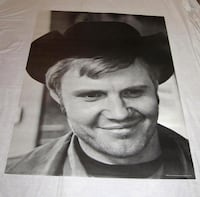 JON VOIGHT POSTER FROM 1969 VINTAGE AND RARE! MIDNIGHT COWBOY