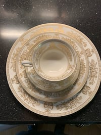 Wedgewood Gold Columbia Burlington, 01803