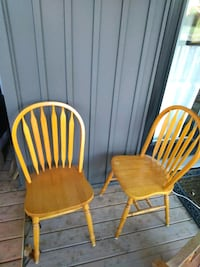 Set of 4 Dinning Chairs Brant