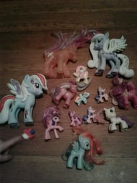 My Little Ponies Midland