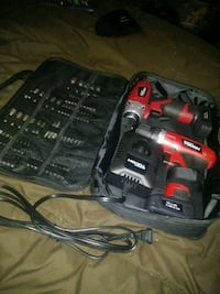 black and red power tool Edmonton, T5X 2S3