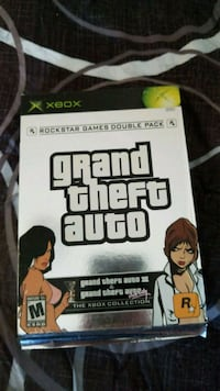 GTA 3 and Vice City dual pack Manchester