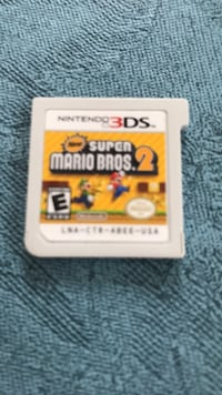 New super mario bros 2 3ds near mint Wading River, 11792