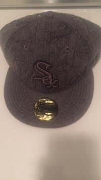 Black and gray new york yankees fitted cap Fayetteville, 28304