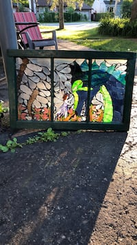 Handmade stain glass/contact for viewing and more info. Ottawa, K2B 5B6