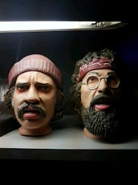 Cheech and Chong vintage stash heads Edmonton, T5T 6E2