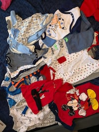 Baby clothes (3-6 months) Chesapeake, 23323