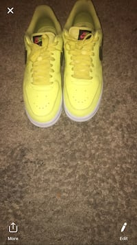 Nike Forces size 9