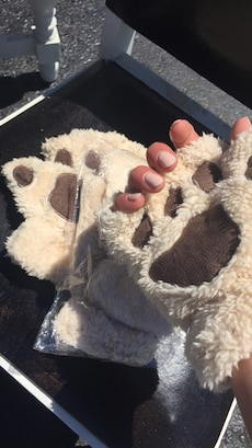 Bear Paw Gloves- 2 pairs