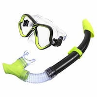 12+ adult mask and snorkel Escondido