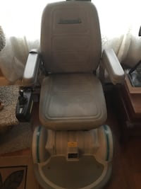 Hoveround electric motorized wheelchair Chantilly