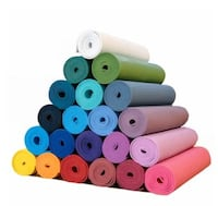 "NEW 1/4"" Extra Thick Yoga Mats Portland, 97202"
