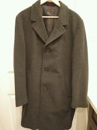 Men's black fall/winter dress coat Brampton, L6P