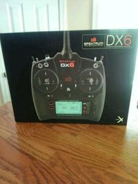 DX6 RC Controller Chesapeake, 23320