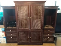 brown wooden cabinet with drawer Fairfax
