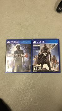 Uncharted 4 and destiny Chatham-Kent, N0P 5J7