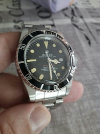 Rolex submariner red ref.1680