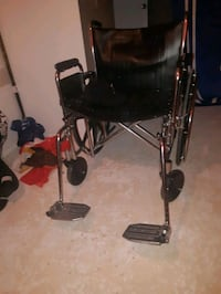 Breezy ec 2000 HD wheel chair